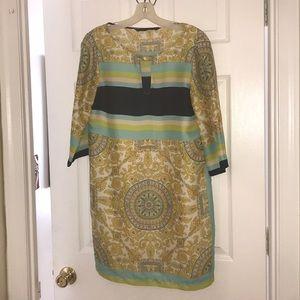 Zara Basic Tunic Dress